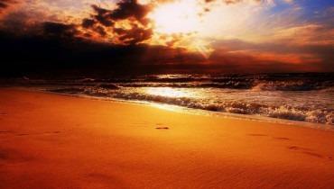 Wczasy nad morzem Chłopy